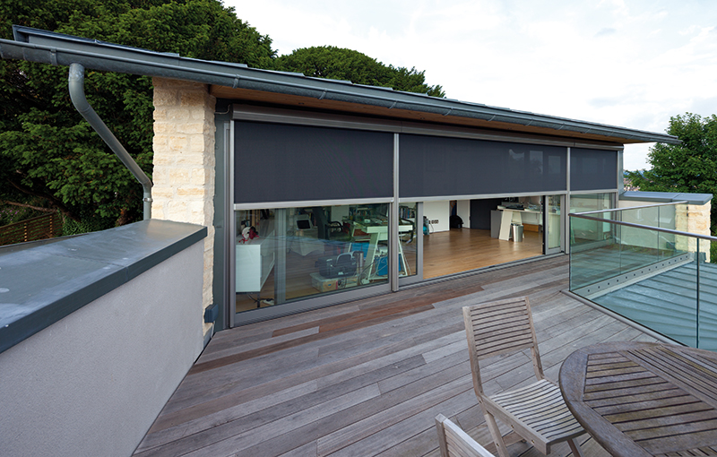 Outdoor living with new pergolas, awnings and exterior ...